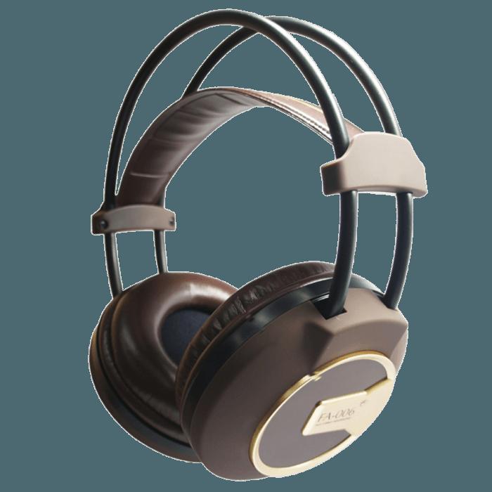 Fischer Audio FA-006 Light-weight and comfortable headphones
