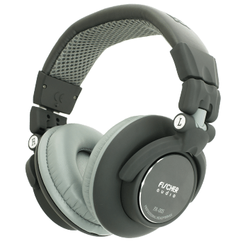 FA-005 Closed-back headphones eliminate external noise while you listen to your favorite music