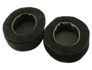 velour ear pads