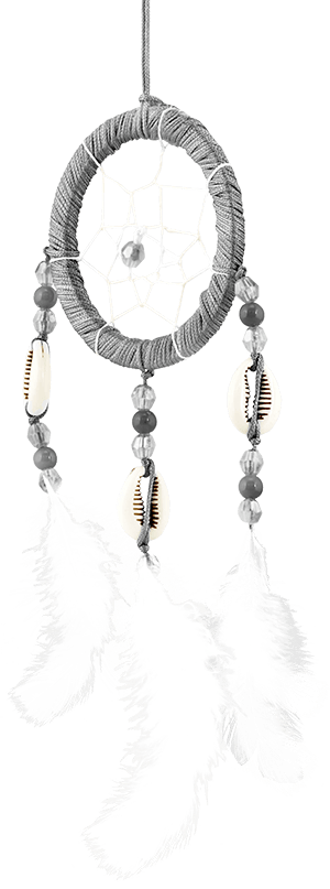 Fischer Audio small headphones Dream Catcher Eagle eye