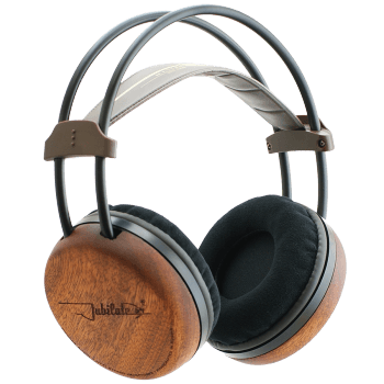 wood headphones - JUBILATE64 Tiama - Fischer Audio