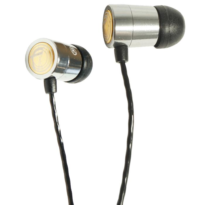 Fischer Audio Headphones Silver Bullet v2