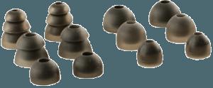 Fischer Audio Headphones Falcon tips