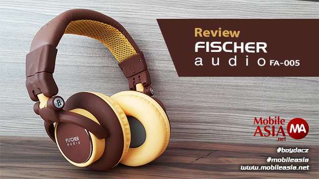 fischer audio FA-005
