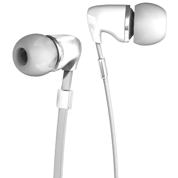 Fischer Audio Headphones Thunderstone white