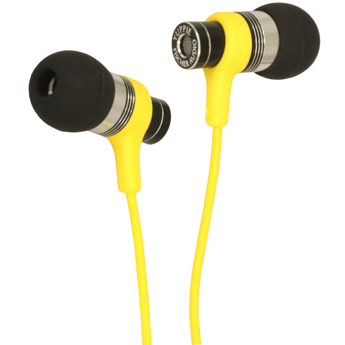 Fischer audio Headphones Yuppie